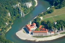 Cycling tour Danube & Altmuehl valley - Weltenburg monastery