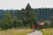 A cycling holiday in lower Bavaria