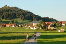 Cycling holiday in Bavaria