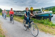 Cycling holidays in Bavaria by boat and bike