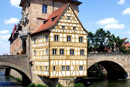 Cycling tour in Franconia - Bamberg